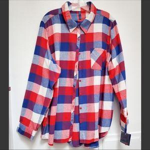 FALLS CREEK Flannel Shirt
